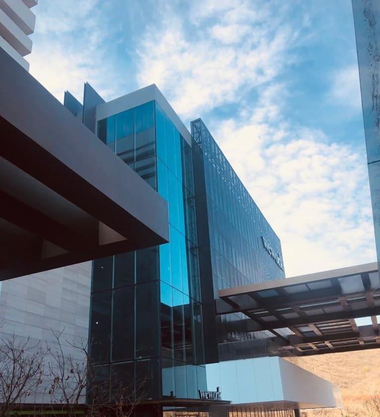 We Work - Monterrey. N.L.